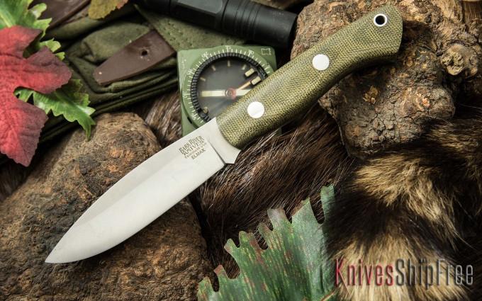 Нож Bark River Mini Tundra Elmax