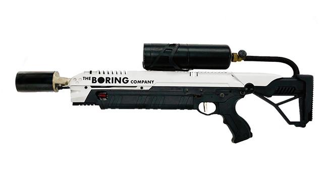 Огнемет Boring Company от Илона Маска