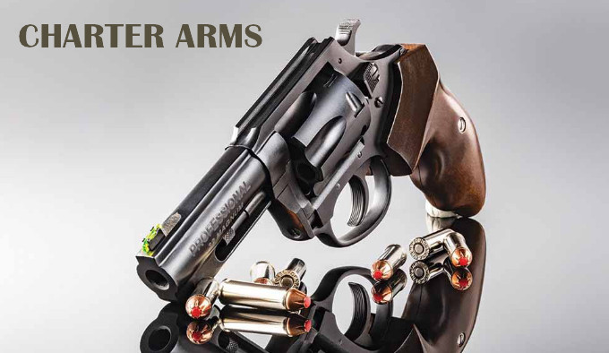 Револьвер Chater Arms PROFESSIONAL