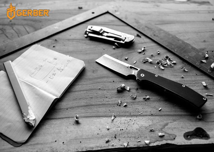 Нож Gerber FlatIron