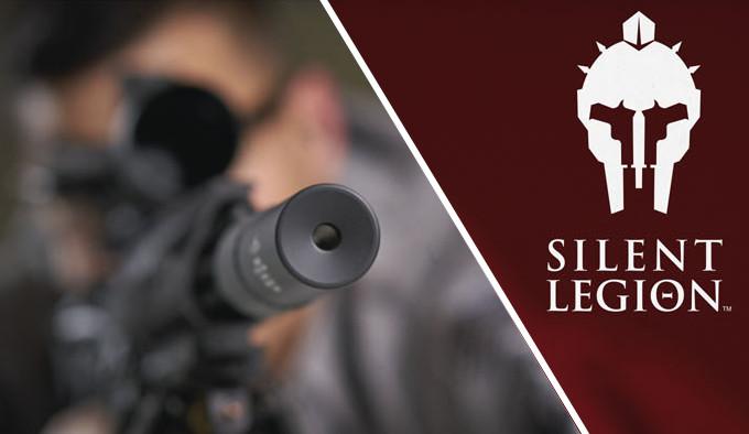 Глушитель Silent Legion SL-AK для АК-47