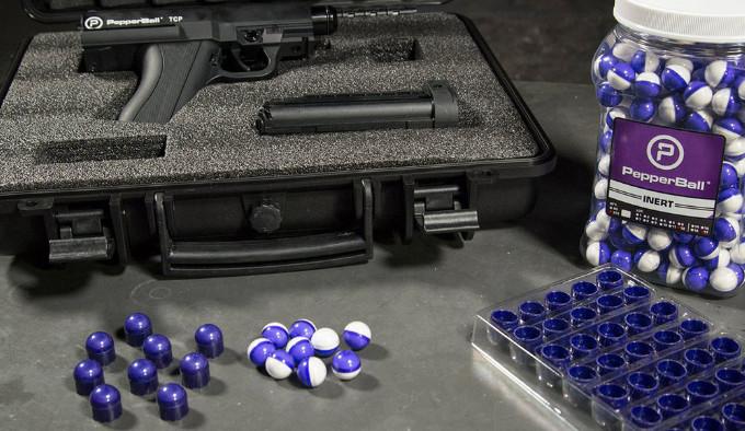 Пистолет Pepperball TCP