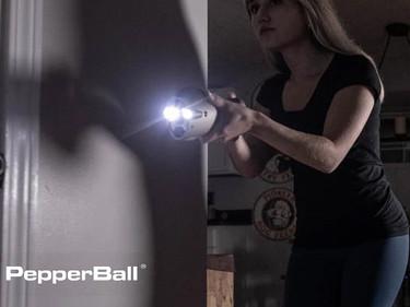 Устройство запуска PepperBall LifeLite Mobile