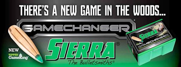 Пули Sierra GameChanger