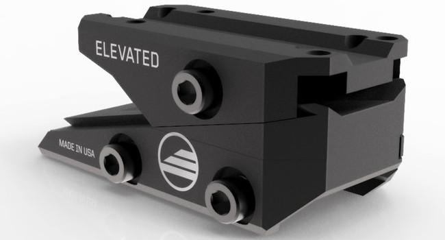 крепление Elevated Technologies The Slide для коллиматорного прицела