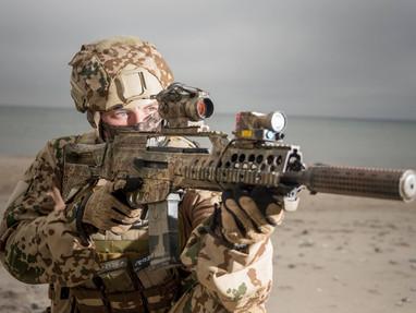 Тендер на лазерные целеуказатели для немецких HK 416 A7 G95