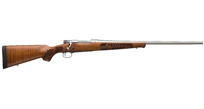 Винтовка Winchester Model 70 Featherweight Dark Maple Stainless