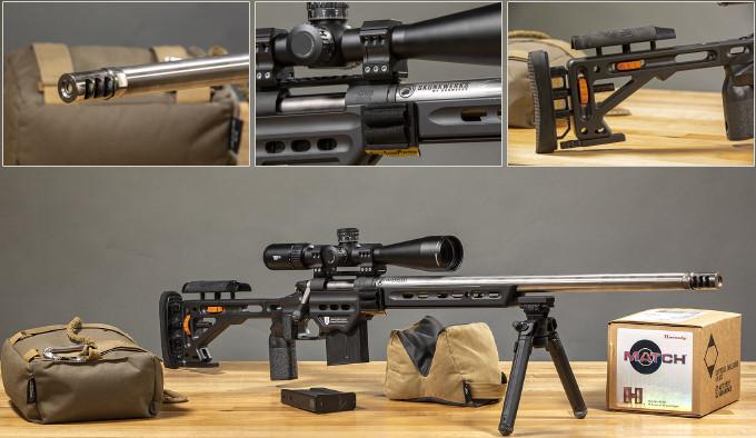 Стрелковая система Skunkwerks FireStarter
