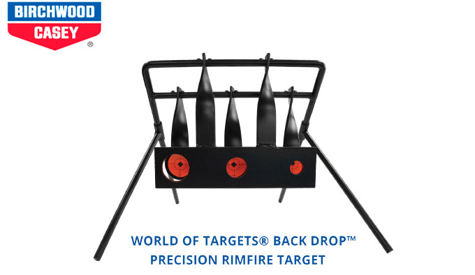 Мишень Birchwood Casey Back Drop Precision Rimfire