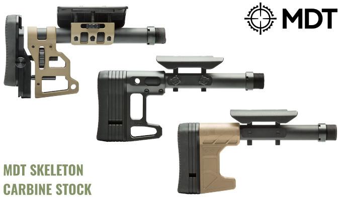 Приклад MDT Skeleton Carbine Stock