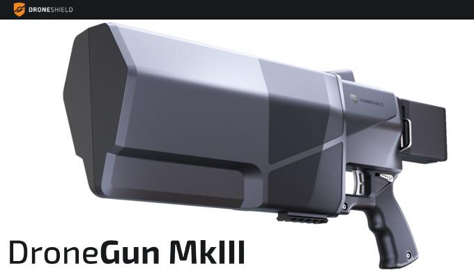 Противодроновый пистолет DroneGun MKIII