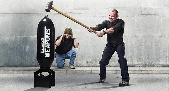 сериал Hollywood Weapons