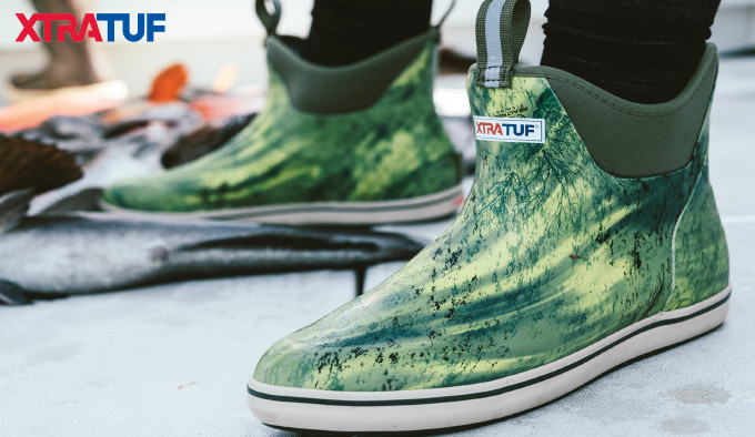 Палубные ботинки XTRATUF Realtree Fishing