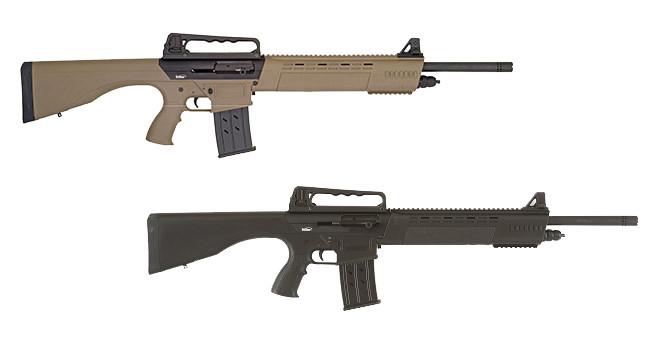 Гладкоствольные карабины KRX Tactical
