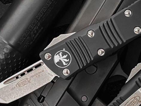 Нож Microtech Troodon Mini