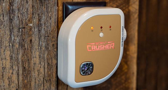 Озоновый очиститель воздуха Scent Crusher Room Clean