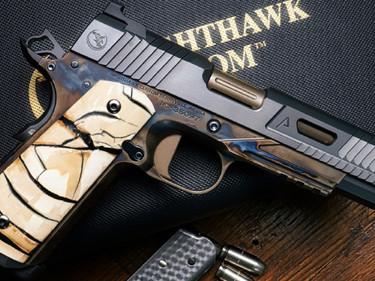 Пистолет Nighthawk Custom VIP Agent 2