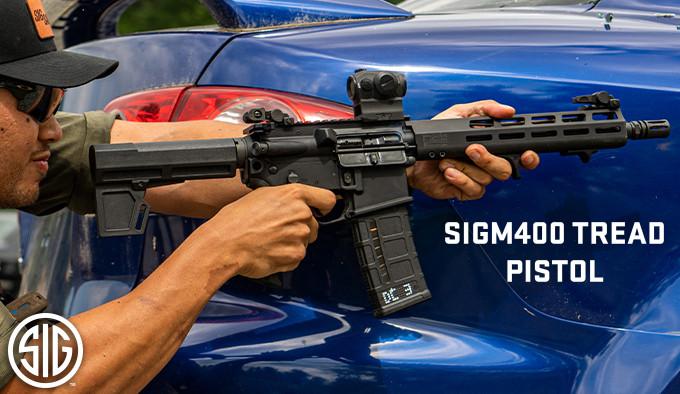 пистолетный карабин в калибре 5,56 мм