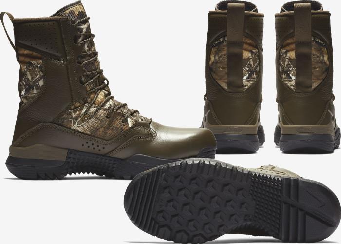 ботинки Nike SFB Field 2 Realtree