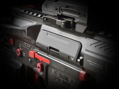 Алюминиевая затворная крышка Strike Industries Aluminum UDC AR-15