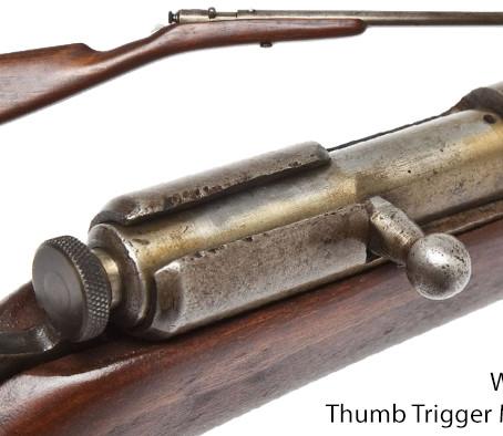 Винтовка Winchester 99 Thumb Trigger Model