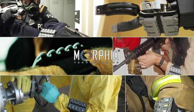Обновление детектора токсичных химикатов Morphix Chameleon