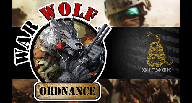 Зажигательные гладкоствольные патроны WarWolf-Ordnance