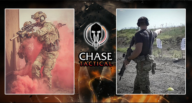 Тактические штаны Chase Tactical Disruptive Combat Pant