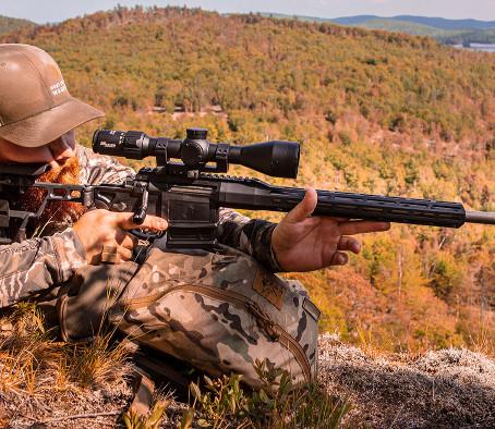 Начало отгрузок винтовок Sig Sauer Cross