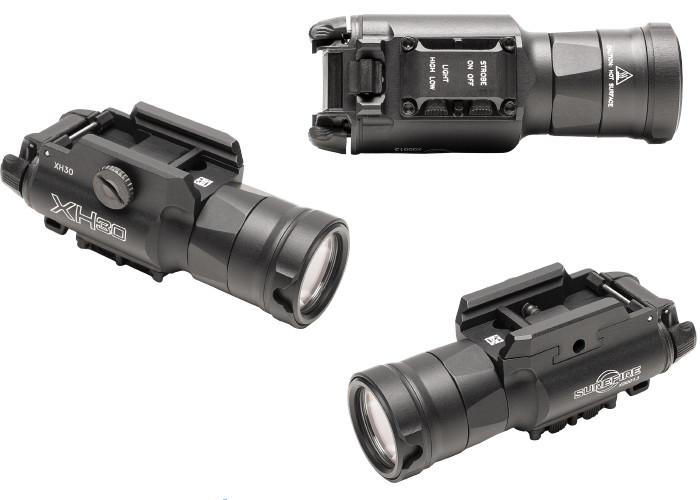 оружейный фонарь SureFire XH30