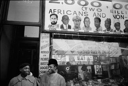 James Baldwin, Harlem Bookstore