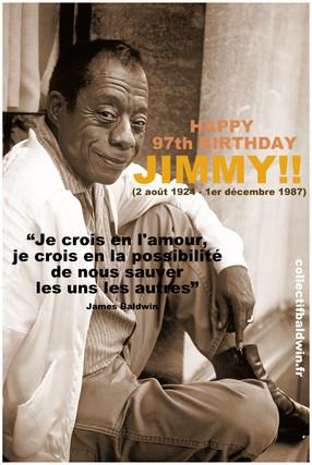 HAPPY 97th BIRTHDAY JIMMY!!!