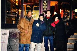 Montréal avec l'écrivain David Homel