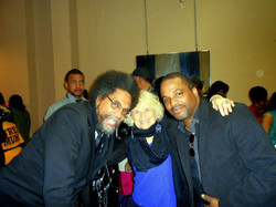 Cornel West & Suzanne Ross