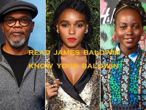 """Vidéo à rendre virale! - """"READ JAMES BALDWIN - KNOW YOUR BALDWIN"""""""
