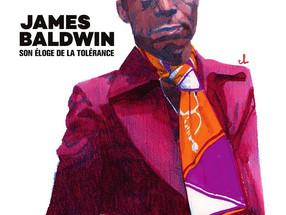 En kiosque dès aujourd'hui - un grand dossier sur JAMES BALDWIN dans le nouveau numéro du magazi