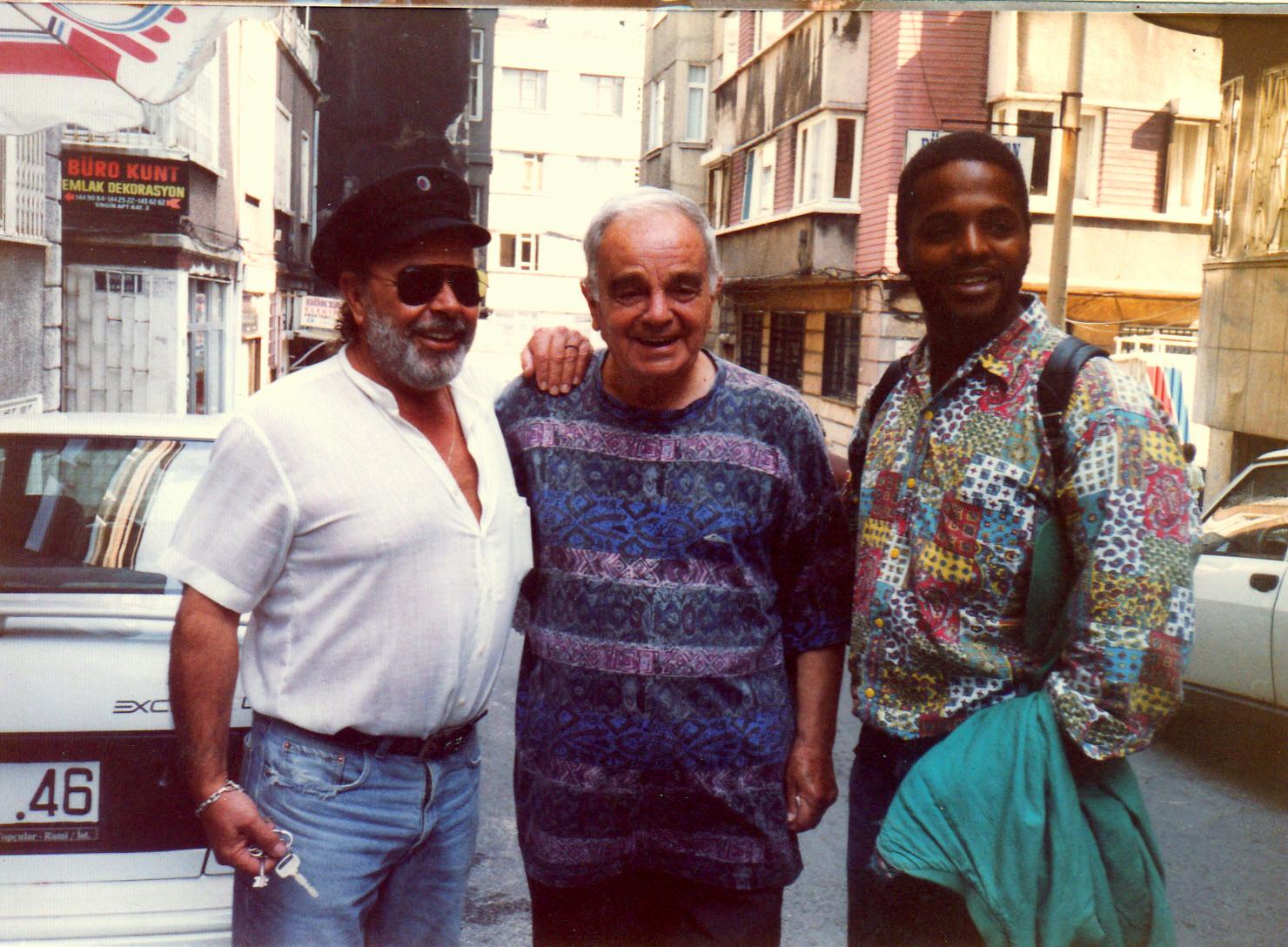 Engin Cezzar Turquie été 1994