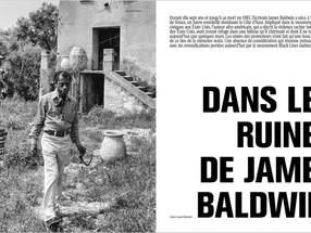 Dans le Monde Mag du 4 juillet - Un dossier de 6 pages sur la spoliation scandaleuse de la maison de