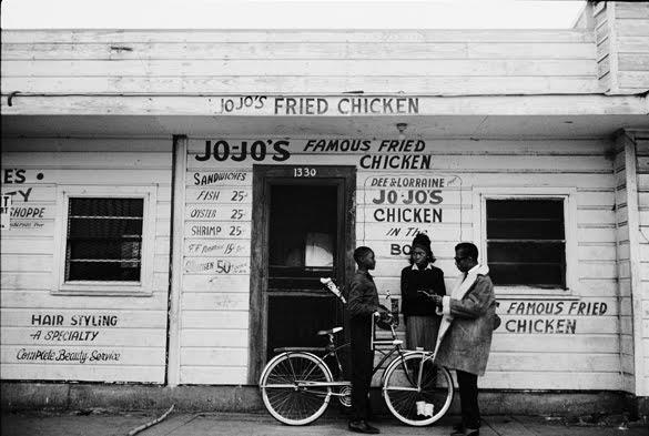 Jo Jo's Fried Chicken, New Orleans