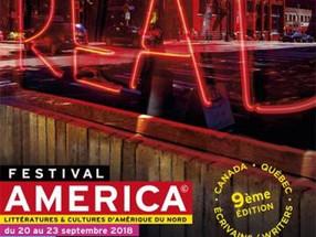 HOMMAGE à JAMES BALDWIN dans le cadre du FESTIVAL AMERICA 2018 à VINCENNES - en présence de Dany Laf