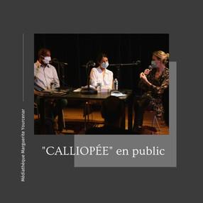 """A écouter Podcast Calliopée en public"""" spécial JAMES BALDWIN"""