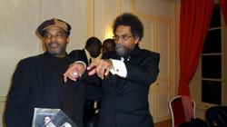 en compagnie de Cornel West