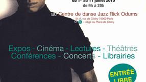 PROGRAMME COMPLET DE NOTRE  GRAND HOMMAGE PARISIEN               du 1er au 11 juillet de 14h à 20h e