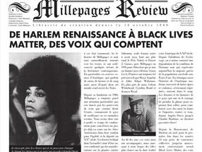 DE HARLEM RENAISSANCE A BLACK LIVES MATTER, DES VOIX QUI COMPTENT