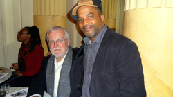 Russell Banks et Léonora Miano