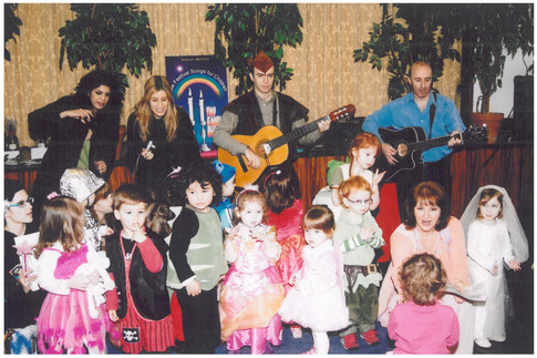 Purim at Belsize Square Nursery