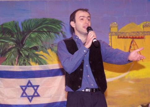 Singing at BelsiZemer