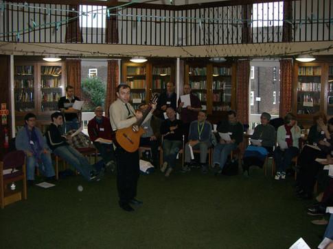 Workshop at Limmud 2006