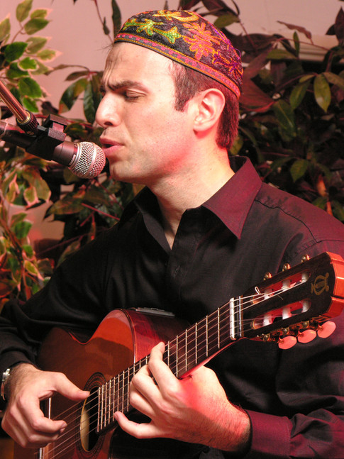 Ladino concert at Belsize Square