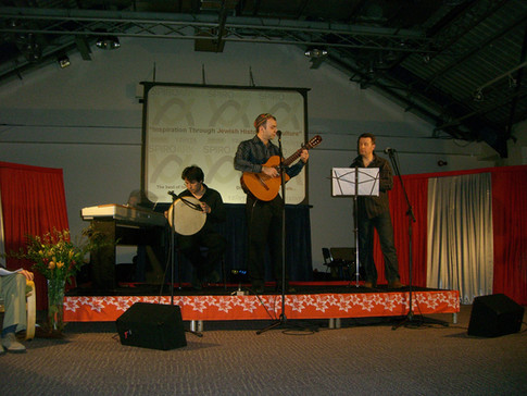 Performance at Spiro Ark 30th Anniversary